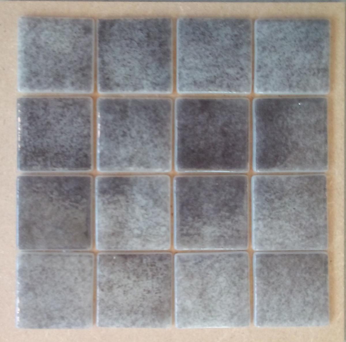 Mosa que carrelage gris mouchet 4 cm au m achat for Carrelage mouchete
