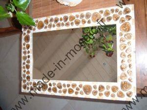 Decouvrez des modeles de miroir en mosaiques de made in for Piscine bord miroir